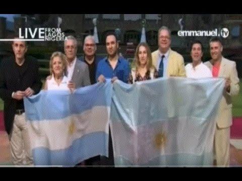 SCOAN 12/06/16: Argentina Delegation Share Their SCOAN Visit Experience. Emmanuel TV