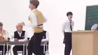 RUN BTS EP 63 BEHIND THE SCENES JIMIN DANCING TO CHILDREN'S MUSIC CUT