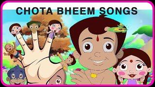 Finger Family Nursery Rhymes Daddy Family Song Chota Bheem Finger Family