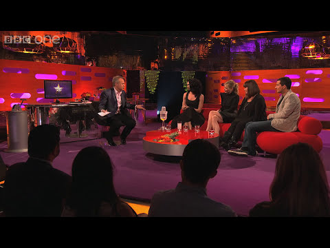 Eurovision winner Conchita Wurst on fitting in - The Graham Norton Show: Series 15 - BBC One