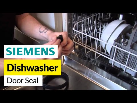 Bottom door wiper gasket replacement part 154576501 for Ge dishwasher motor replacement