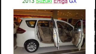 2013 Suzuki Ertiga GX review To Start-Jogja