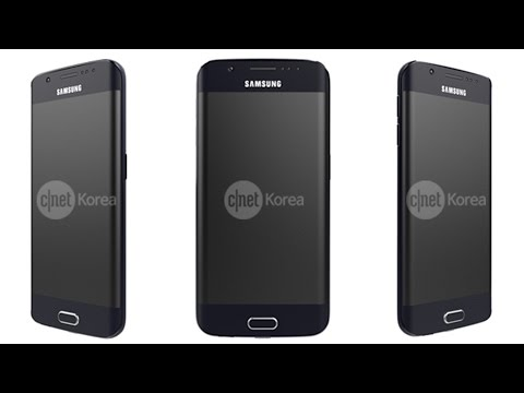 NEW Samsung Galaxy S6 Edge Official Alleged LEAKED Pictures!
