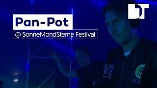 [DANCETELEVISION PREMIERE] Pan-Pot | SonneMondSterne Festival (Germany)