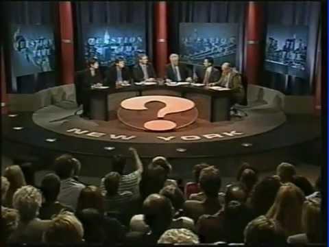 Question Time New York: Sept 11: Michael Moore, Geoff Hoon, Hamza Yusuf