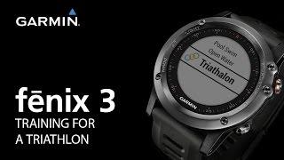 fenix 3: Training for a Triathlon
