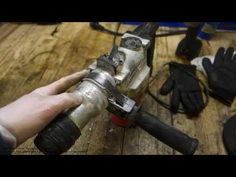 How to disassemble Electric Hammer tool and find the issue