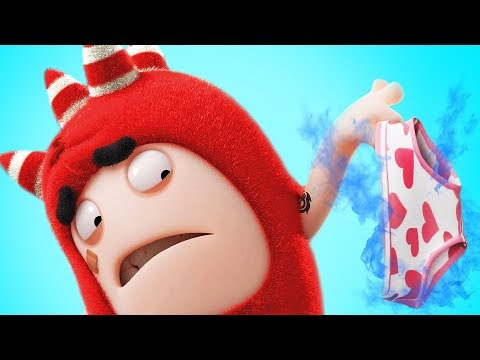 Oddbods - LAUNDRY DAY | Full Episodes | Funny Cartoon Show | Oddbods & Friends