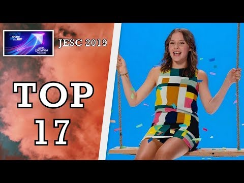 [TOP 17] JUNIOR EUROVISION SONG CONTEST 2019 | + FRANCE/ITALY/PORTUGAL/KAZAKHSTAN | JESC 2019