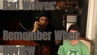Download Lagu Bad Wolves - Remember When Review Gratis STAFABAND