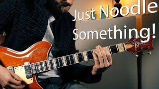 'Just play something...?' | 5 tips to get you going!