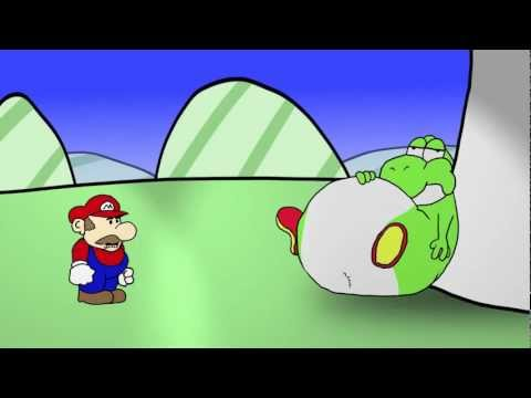 Mad Mad Mario 4 German Dub video