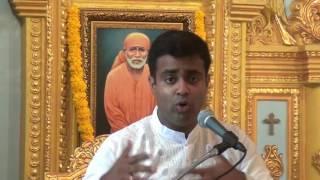 SAMARPAN # 15: JUNE 2016: Talk by Brother Aravind Balasubramanya
