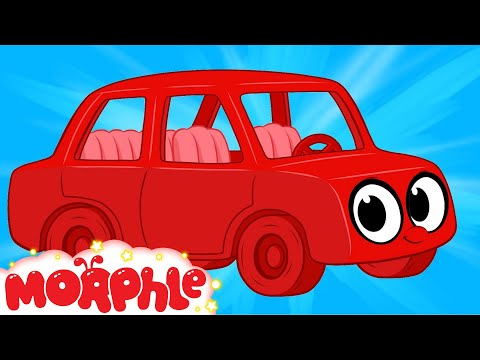 My Magic Car - My Magic Pet Morphle Episode #35