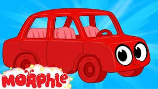 My Magic Car - My Magic Pet Morphle Episode #35