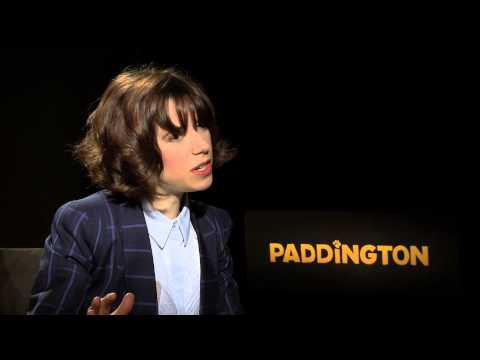 Paddington's Sally Hawkins Shocks With What She's REALLY Looking at While Doing Green Screen