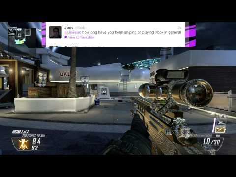 Black Ops 2 - Q&A Commentary | OpTic Jewel