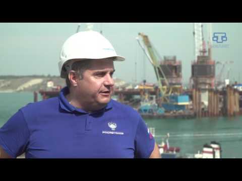 Строители рассказали о завершении одного из сложнейших этапов строительства Крымского моста