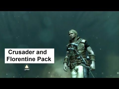 AC4 Shopping Guide: Crusader and Florentine Pack. Ship customization. Assassin's Creed 4