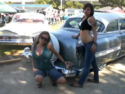 SAN JOSE STREETLOW MAGAZINE CAR SHOW 6/13/2010