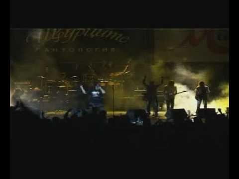 Щурците - Вкусът на времето (live)