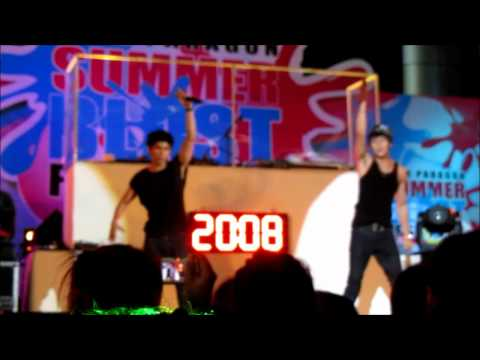 [Fancam] k-otic — Dejavu — Siam paragon summer blast 14-4-2012