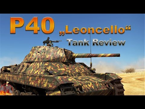 "WT || P40 ""Leoncello"" - Tank Review - Special Italian Flavour thumbnail"