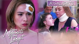 Amber and Britney are glad to see Divina safe | Nang Ngumiti Ang Langit (With Eng Subs)