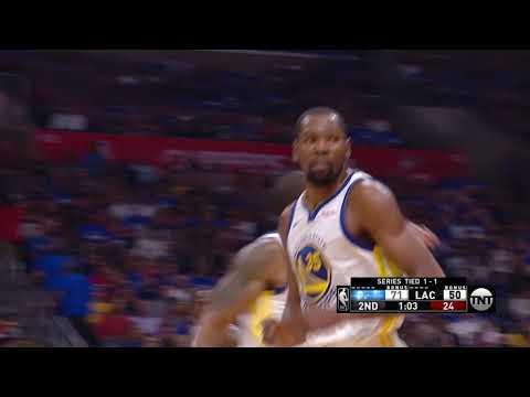 Warriors bloquea a Clippers