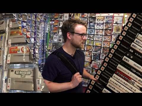 Hunting for Retro Games in Seattle - PAX 2014