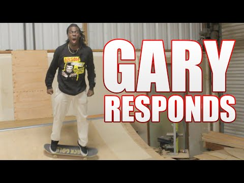 Gary Responds To Your SKATELINE Comments - Travis Scott, Mark Suciu, Paris Hilton, FASTPLANT Flip