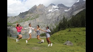 Best Jumped EVER! | Oeschinensee - Kandersteg Ep.3