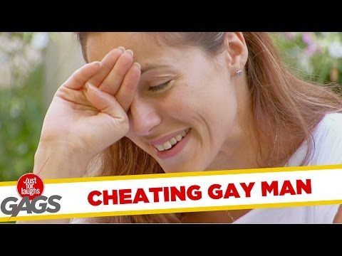 Gay Man Cheats With Woman - Throwback Thursday