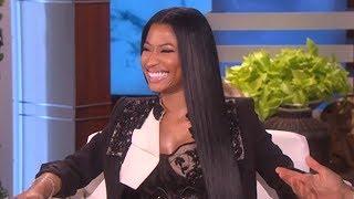 Nicki Minaj Says She