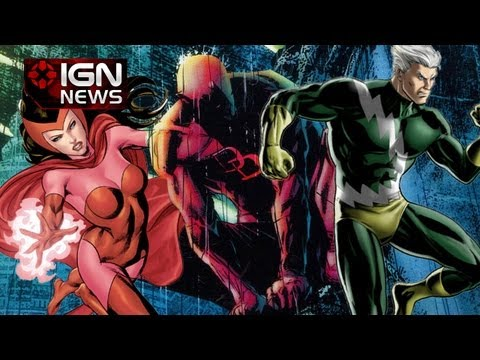 IGN News - Marvel Studios Expands Character Roster
