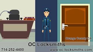 Emergency Locksmith 24/7 Orange County  (714) 252-4400