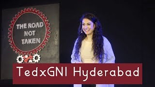 TEDXGNI HYDERABAD VLOG | TRAVEL VLOG IV