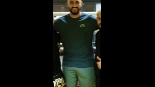 badr hari training new video