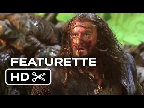 The Hobbit: An Unexpected Journey Extended Edition - Battle of Moria (2013) HD