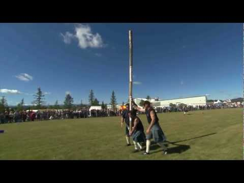 RMR: Rick at the Calgary Highland Games