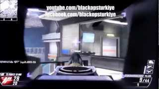 Black Ops 2 - BOTR Klan Maçı - Multiplayer Team Deathmatch - DRONE