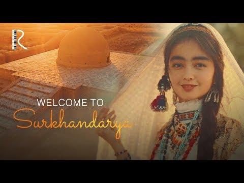 WELCOME TO SURKHANDARYA