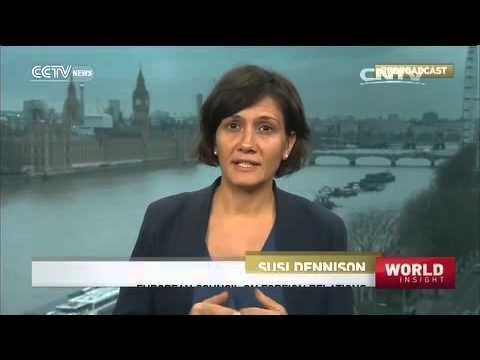 World Insight 01.12.2015 Europe's refugee crisis CCTV News CCTV com English