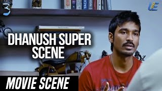 3 - Dhanush super scene | Dhanush | Shruthi Hassan | Sivakarthikeyan | Anirudh