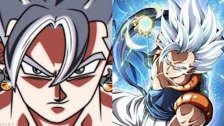 Ultra Instinct Gogeta VS Vegito POWER LEVELS Over The Years (All Sagas)