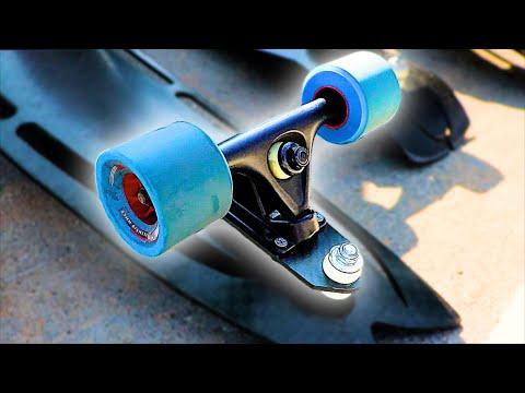 INCREDIBLE STREET SURFING TRUCKS?! | WATERBORNE SURF ADAPTER