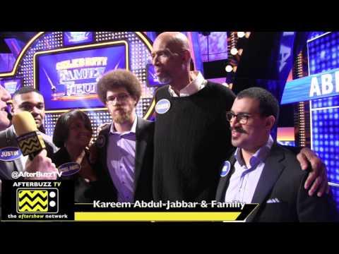Kareem Abdul-Jabbar Interview | Celebrity Family Feud Interview