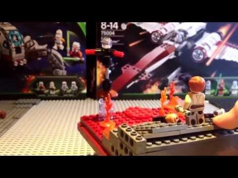 Lego Star Wars: Свой выбор #2