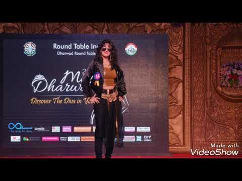 Miss Dharwad Pick and Speak Round | Navyatha Rai