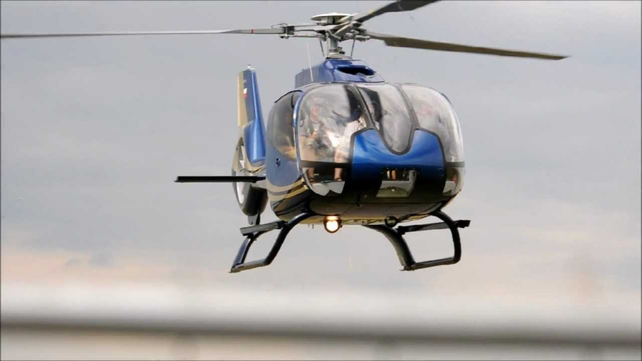 Helicoptero ec 130 Eurocopter ec 130 b4 sp Htd